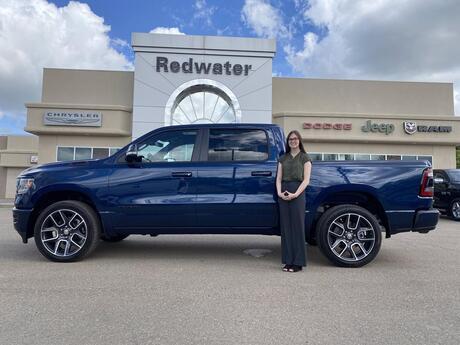 2021 Ram 1500 Sport Redwater AB
