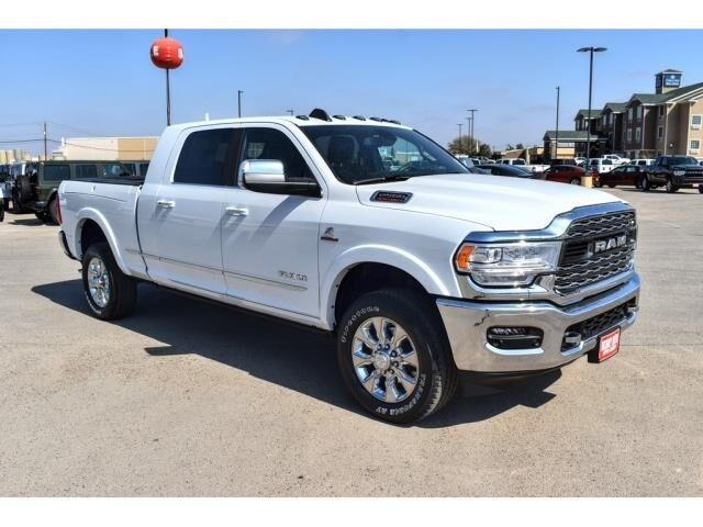 2021 Ram 2500 LIMITED MEGA CAB 4X4 6'4 BOX Andrews TX