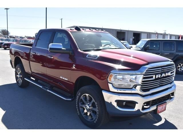 2021 Ram 2500 LONE STAR CREW CAB 4X4 6'4 BOX Andrews TX