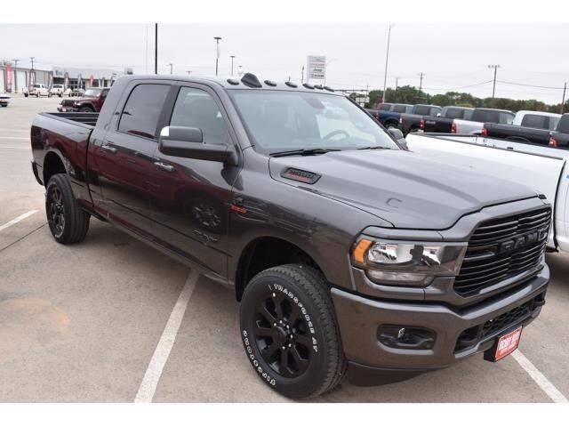2021 Ram 2500 LONE STAR MEGA CAB 4X4 6'4 BOX Andrews TX