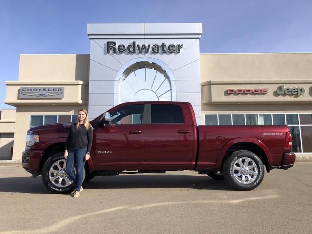 2021 Ram 2500 Laramie - Cummins Diesel Redwater AB
