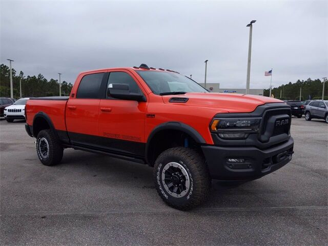 2021 Ram 2500 POWER WAGON CREW CAB 4X4 6'4 BOX Davenport FL