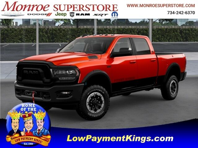 2021 Ram 2500 POWER WAGON CREW CAB 4X4 6'4 BOX Monroe MI