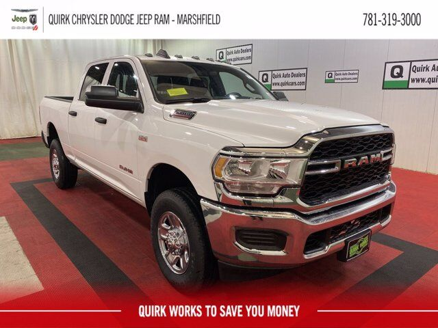 2021 Ram 2500 TRADESMAN CREW CAB 4X4 6'4 BOX Marshfield MA