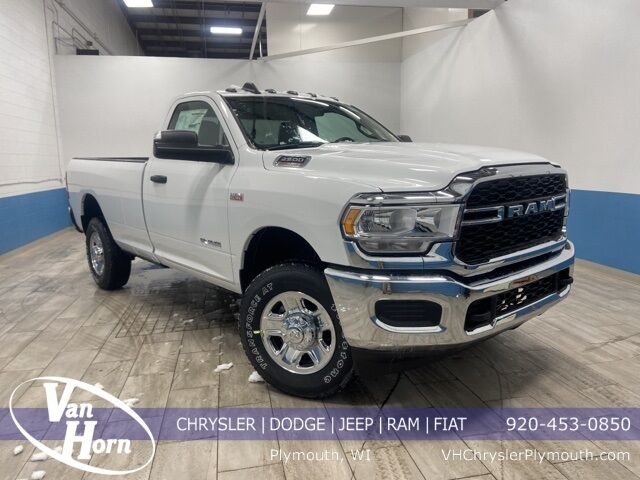 2021 Ram 2500 TRADESMAN REGULAR CAB 4X4 8' BOX Plymouth WI