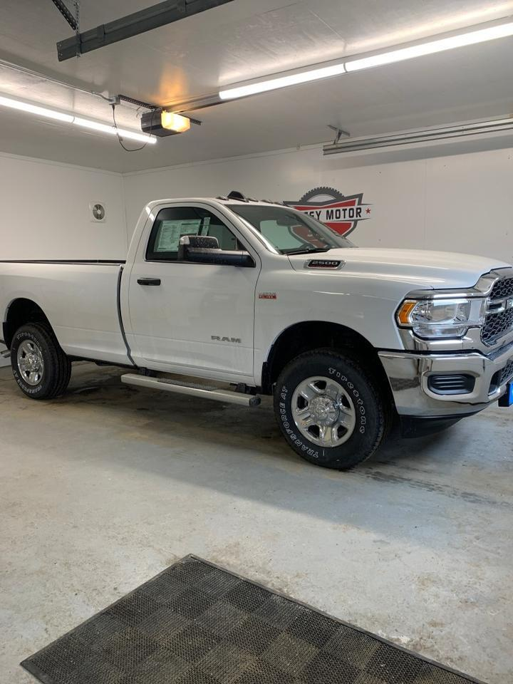2021 Ram 2500 TRADESMAN REGULAR CAB 4X4 8' BOX South Paris ME