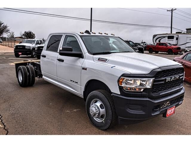 "2021 Ram 3500 Chassis Cab TRADESMAN CREW CAB CHASSIS 4X4 60 CA"" Andrews TX"