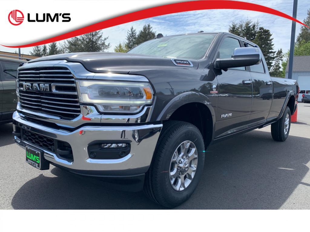 2021 Ram 3500 LARAMIE CREW CAB 4X4 8' BOX Warrenton OR