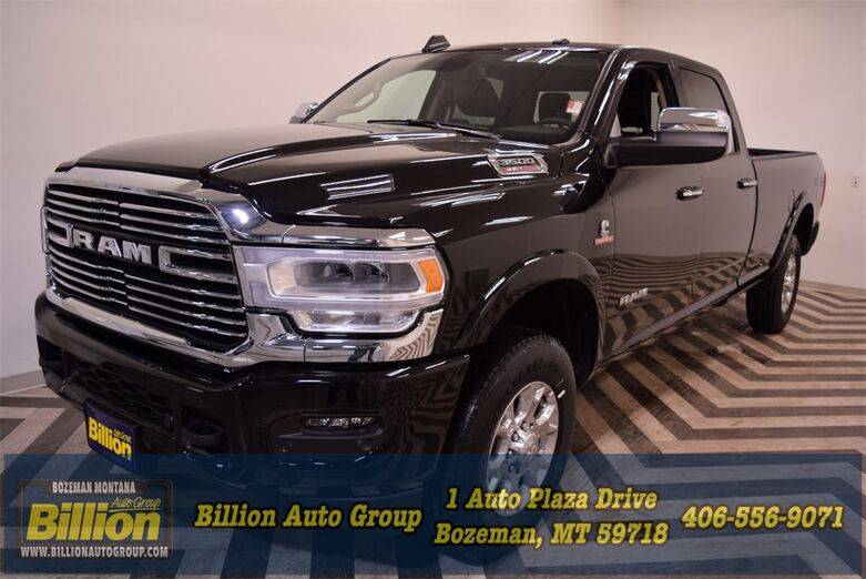 2021 Ram 3500 Laramie Bozeman MT