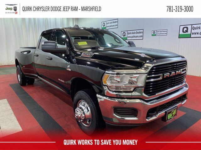 2021 Ram 3500 TRADESMAN CREW CAB 4X4 8' BOX Marshfield MA