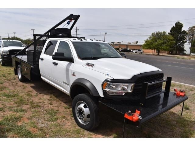 2021 Ram 5500 Chassis Cab TRADESMAN CHASSIS CREW CAB 4X4 84 CA""