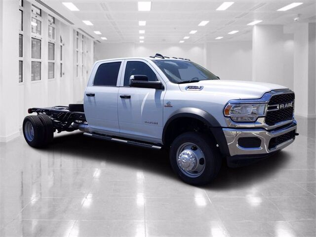 "2021 Ram 5500 Chassis Cab TRADESMAN CHASSIS CREW CAB 4X4 84 CA"" Winter Haven FL"