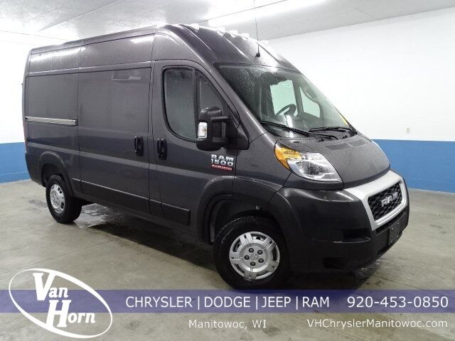 "2021 Ram ProMaster 1500 CARGO VAN HIGH ROOF 136 WB"" Manitowoc WI"