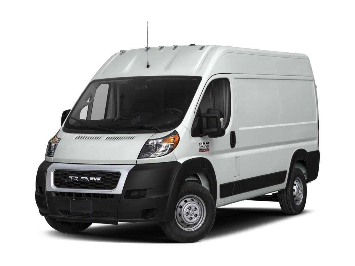 "2021 Ram ProMaster 2500 CARGO VAN HIGH ROOF 159 WB"" Manitowoc WI"