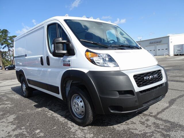 2021 Ram ProMaster 1500 Low Roof Raleigh NC
