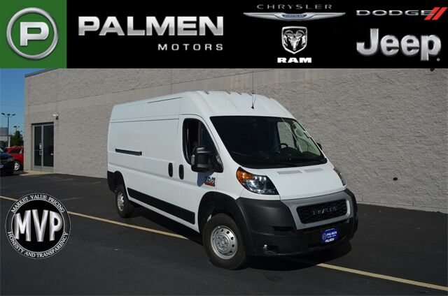 2021 Ram ProMaster 2500 High Roof