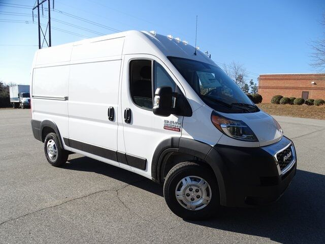 2021 Ram ProMaster 2500 High Roof Raleigh NC