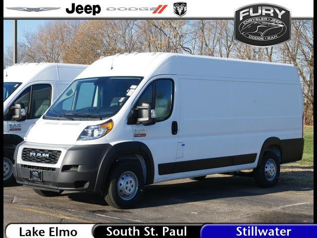2021 Ram ProMaster Cargo Van 3500 High Roof 159 WB EXT St. Paul MN