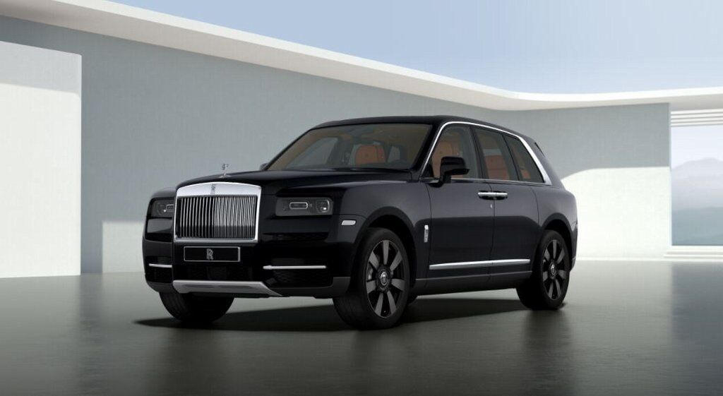 2021 Rolls-Royce Cullinan Black Badge Lawrence KS