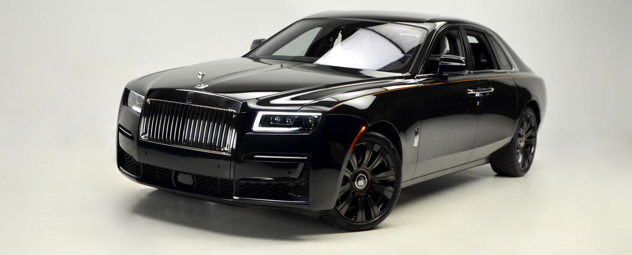 2021 Rolls-Royce New Ghost St. Louis MO