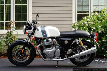 2021_Royal Enfield_Continental GT 650_Ice Queen_ Boxborough MA