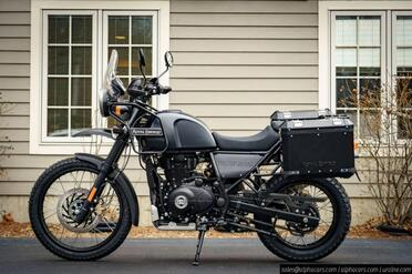2021_Royal Enfield_Himalayan_Adventure Package_ Boxborough MA
