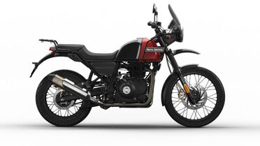 2021_Royal Enfield_Himalayan_Rock Red_ Boxborough MA