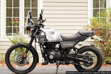 2021_Royal Enfield_Himalayan_Sleet Rally Sport_ Boxborough MA