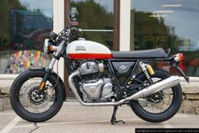 2021 Royal Enfield Interceptor INT650 Baker Express