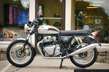 2021_Royal Enfield_Interceptor INT650_Glitter & Dust_ Boxborough MA