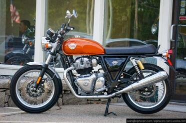 2021_Royal Enfield_Interceptor INT650_Orange Crush_ Boxborough MA