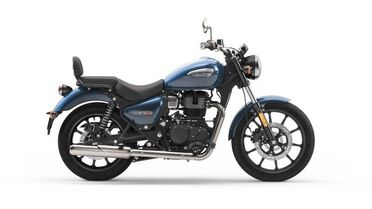 2021_Royal Enfield_Meteor_Stellar Blue_ Boxborough MA