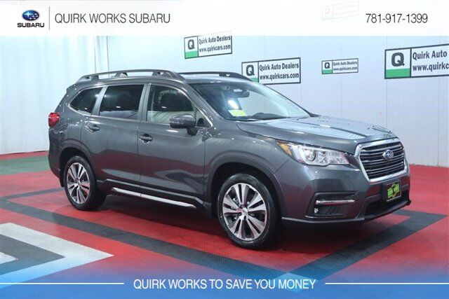 2021 Subaru Ascent Limited Braintree MA