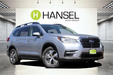 2021_Subaru_Ascent_Premium_ Santa Rosa CA