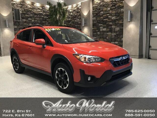 2021 Subaru CROSSTREK PREMIUM AWD  Hays KS
