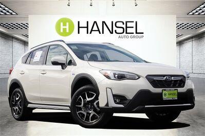 2021_Subaru_Crosstrek_Hybrid_ Santa Rosa CA