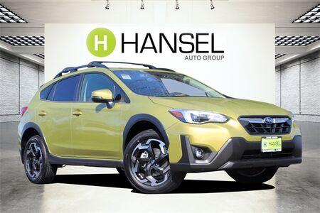 2021 Subaru Crosstrek Limited Santa Rosa CA