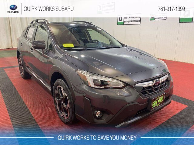 2021 Subaru Crosstrek Limited Braintree MA
