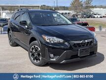 2021 Subaru Crosstrek Premium South Burlington VT