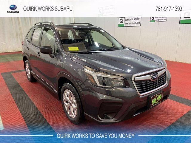 2021 Subaru Forester BASE Braintree MA