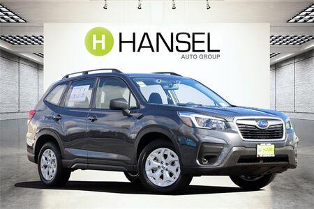 2021 Subaru Forester Base Santa Rosa CA