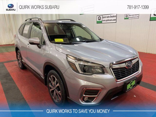 2021 Subaru Forester Limited Braintree MA