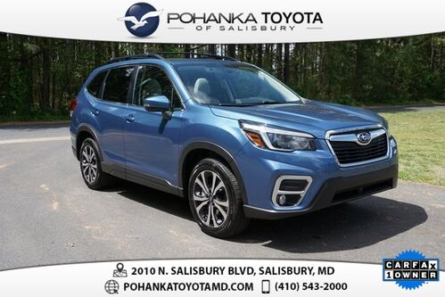 2021_Subaru_Forester_Limited_ Salisbury MD