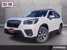 2021_Subaru_Forester_Premium_ Roseville CA