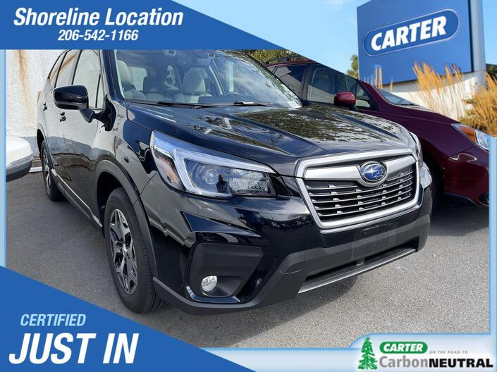 2021 Subaru Forester Premium Seattle WA