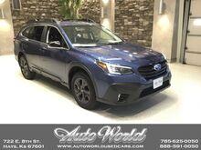 2021_Subaru_OUTBACK ONYX XT AWD__ Hays KS
