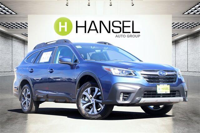 2021 Subaru Outback Limited Santa Rosa CA