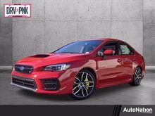 2021_Subaru_WRX_STI Limited_ Roseville CA