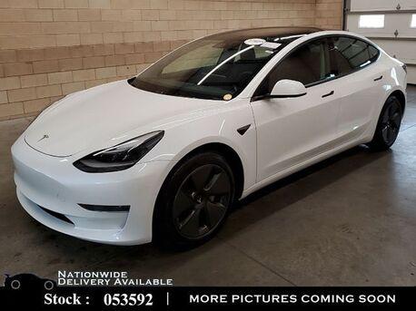 2021_Tesla_Model 3_Standard Range Plus NAV,CAM,PANO,HTD STS,BLIND SPO_ Plano TX