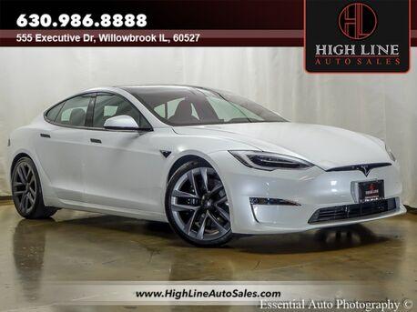 2021_Tesla_Model S_Plaid Full Self Driving_ Willowbrook IL